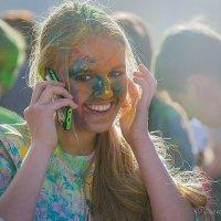 Фестиваль красок :: Фотостудия Объективность