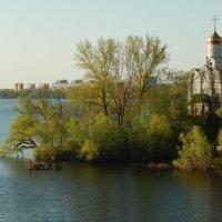 Монастырский остров :: Тамара Зеленюк