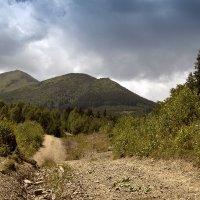 гроза в горах :: Natali D