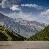 высокогорное озеро Донгуз-Орун :: Мариям Хаджиева
