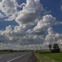 По дороге с облаками :: Elena Ignatova