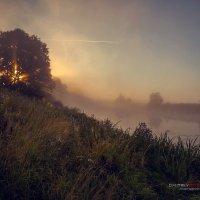 Рассвет на реке Сестра. :: Дмитрий Постников