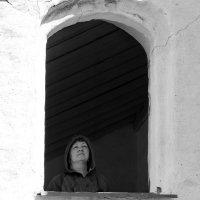 В монастыре. :: Ирина Нафаня