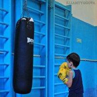 Будущих чемпионов растят с детства :: Евгения Ламтюгова