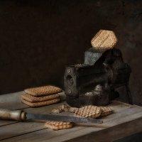 Про печеньки :: Михаил Анисимов