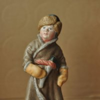 фарфоровая скульптура :: Августа