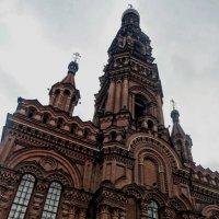Колокольня Богоявленской церкви :: Peripatetik