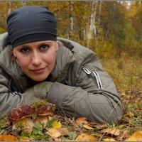 Портрет с боровиками :: Olenka