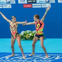 Синхронное плавание :: Екатерина Краева
