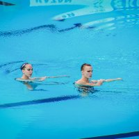Синхронное плавание. Россия :: Екатерина Краева