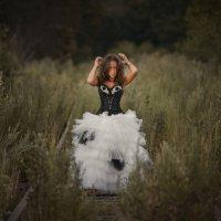 Невеста дьявола... :: Дмитрий Додельцев