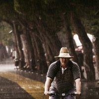 Стартуем ... при любой погоде! :: Сергей Бурыкин