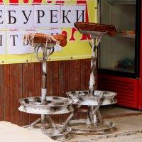 Барные стулья :: Ирина Фирсова