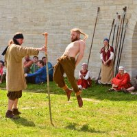 забавы викингов :: Petr Popov