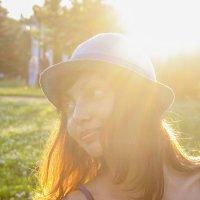 Солнечный зайчик :: Оксана Волина