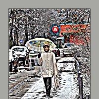 зима :: валерий шлычков