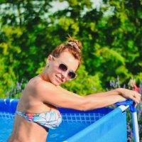 В бассейне :: Юлия ))))