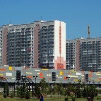Новый город :: Дмитрий Арсеньев