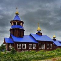 Церковь иконы Божьей матери «Владимирская». :: kolin marsh