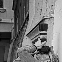 Творческая фото-прогулка с Залманом Шкляр :: Евгений Жиляев