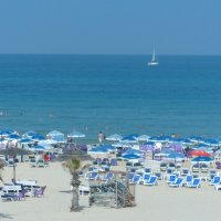 Лето,солнце,пляж. :: Пётр Беркун