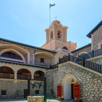 Киккский монастырь. Кипр :: Savl