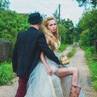 жених и невеста :: эндрю грек