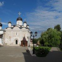 Введенский собор и храм святителя Алексия в Серпухове :: Николай Дони