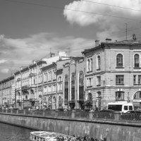 Лето в Питере :: Рома Григорьев
