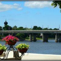 Река Великая. Ольгинский мост. :: Fededuard Винтанюк