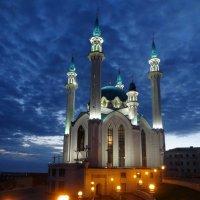 Мечеть Кул Шариф :: Peripatetik