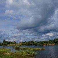 Наше озеро :: Анатолий