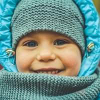 Счастливый ребёнок :: Валерия Потапенкова