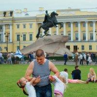 День ВМФ 2015 - 3 :: Цветков Виктор Васильевич