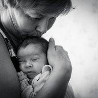 Бабушка... :: Сергей Офицер