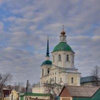 Киёво Спасская церковь в Лобне :: Rabbit Photo