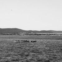 В море :: Анастасия Прокопчук