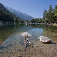 Озеро Кара-Кёль... Теберда .! :: Vadim77755 Коркин