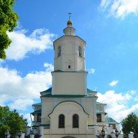 Спасо-Преображенский Авраамиев мужской монастырь :: Милешкин Владимир Алексеевич