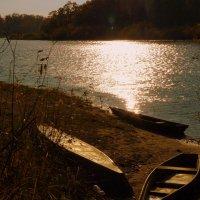 вечер на реке :: Александр Прокудин