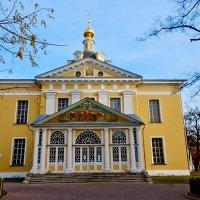 Рогожское старообрядческое кладбище. Москва. :: Viktor Nogovitsin