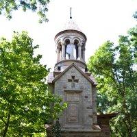 Образец армянской (грегорианской) архитектуры. :: cfysx