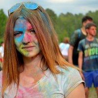Фестиваль красок :: Елена Малова