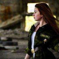 Желание быть сильной :: Анастасия Лемешкова