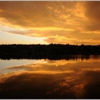 Летнии закаты... :: tipchik