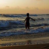 Здравствуй море! :: Наталья (D.Nat@lia) Джикидзе (Берёзина)