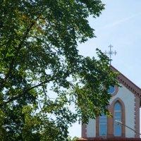 Церковь Воздвижения Святого Креста :: Игорь Пракофьев
