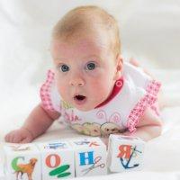 Малышка :: Мария Серогодская