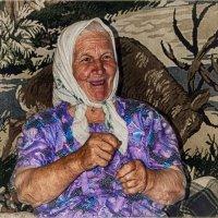 Баба Маня (гостеприимная хозяюшка) :: Alex Sash