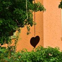 Дом с сердцем :: Николай Танаев